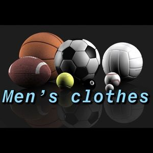 MEN'S CLOTHES START HERE